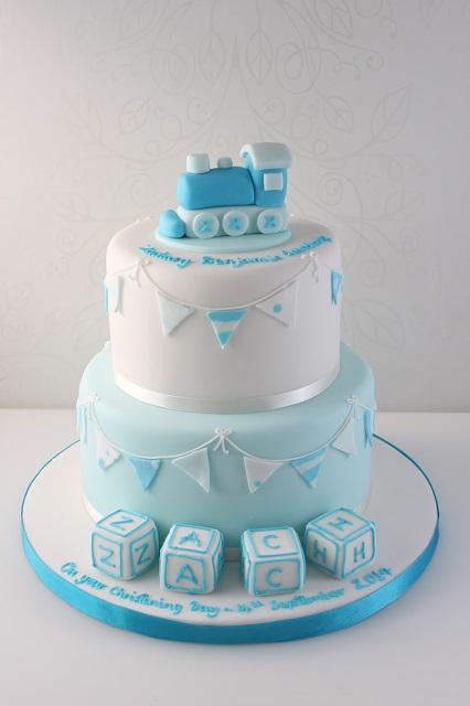 Baby / Christening - The Fairy Cakery - Cake Decoration ...