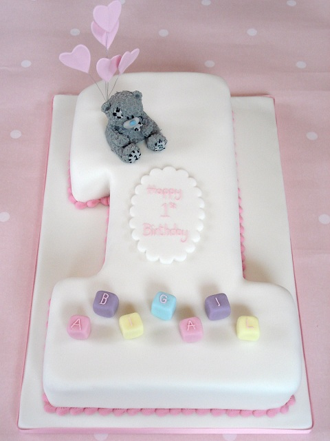 Children s Birthday - The Fairy Cakery - Cake Decoration ...