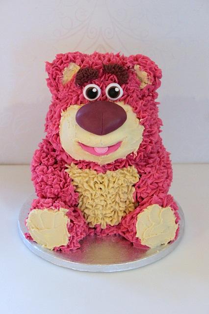 Children S Birthday The Fairy Cakery Cake Decoration