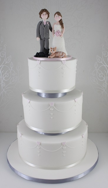 order mini wedding cakes online