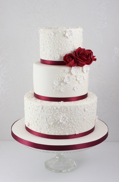 Wedding Cakes The Fairy Cakery Cake Decoration And Courses Based In Wiltshire