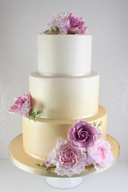 Wedding Cakes The Fairy Cakery Cake Decoration And Courses Based