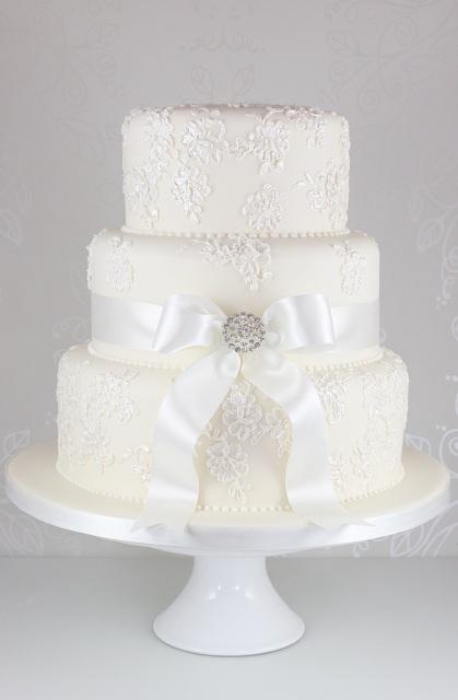 Click to enlarge image lace wedding cake.jpg