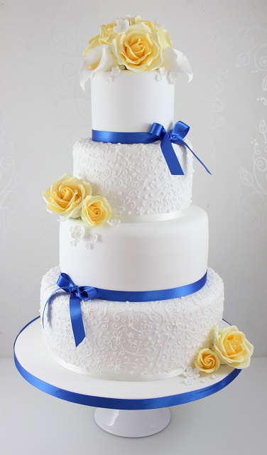 Wedding Cakes The Fairy Cakery Cake Decoration And Courses Based In Wilts